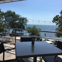 2/3/2016にHugo B.がSantorini Ocean Lounge Restaurantで撮った写真