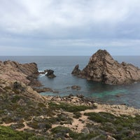 Photo taken at Sugarloaf Rock by Rainer G. on 2/16/2018