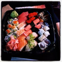 Photo taken at Iron sushi by Rainer G. on 8/29/2014
