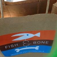 Photo taken at Fish & Bone by Ning on 5/31/2013
