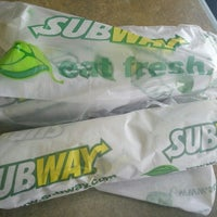 Photo taken at Subway by Raymond B. on 5/20/2016