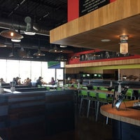 Photo taken at Hopdoddy Burger Bar by Casey H. on 8/17/2014