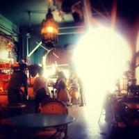 Photo taken at Casbah Café by KaMeek Lucas Taitt on 4/14/2013