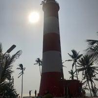 Photo taken at Vizhinjam Lighthouse by NatashaTheNomad on 4/25/2017