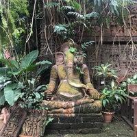 Photo taken at Clay Studio Coffee in the Garden by NatashaTheNomad on 7/22/2017