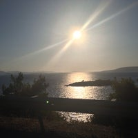 Photo taken at Milas - Bodrum Yolu by Onur M. on 6/9/2013