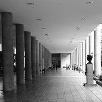 Photo taken at PUC-Rio - Pontifícia Universidade Católica do Rio de Janeiro by Giulia M. on 1/31/2013