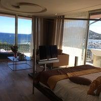 Foto tomada en Aguas de Ibiza Lifestyle & Spa Hotel por Josep Y. el 5/13/2017