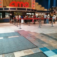 Photo taken at AMC Franklin Mills Mall 14 by Antonio C. on 6/1/2013