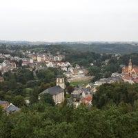 Photo taken at Wachbergturm by Matthias L. on 9/22/2013