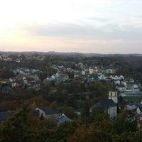 Photo taken at Wachbergturm by Matthias L. on 10/19/2013
