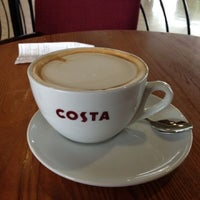 Photo taken at Costa Coffee by Samual A. on 5/22/2013
