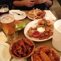 Photo taken at Duff's Famous Wings by Julie H. on 4/28/2013