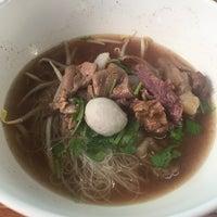 Photo taken at เนื้อตุ๋นบางกอก by 🌸 on 7/17/2017