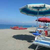 Снимок сделан в Lido Mediterraneo - Gizzeria пользователем Christian M. 9/1/2014