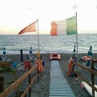 Снимок сделан в Lido Mediterraneo - Gizzeria пользователем Christian M. 8/20/2015