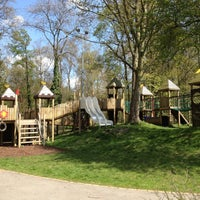 Photo taken at Balloon Woods Adventure Playground by Claptrap G. on 5/1/2013