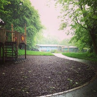 Photo taken at Balloon Woods Adventure Playground by Claptrap G. on 5/28/2013