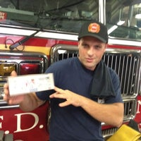 Photo taken at FDNY Engine 39/Ladder 16 by Ade W. on 8/23/2013
