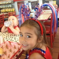 Photo taken at Firehouse Subs by Debbie B. on 7/4/2014