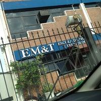 Foto tirada no(a) EM&T - Escola de Música e Tecnologia por Marcos O. em 1/19/2013