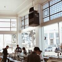Photo taken at Blue Bottle Coffee by Jason W. on 3/1/2015