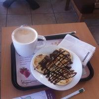 Photo taken at Starbucks by Aniko B. on 5/7/2013