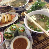 Photo taken at Pho Ever by Mulsar on 6/21/2013