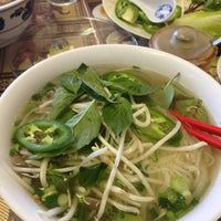 Photo taken at Pho Ever by Mulsar on 3/11/2014