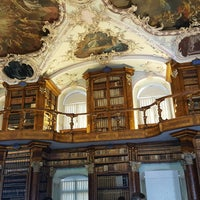 Photo taken at Stiftsbibliothek by Ilya S. on 5/27/2017