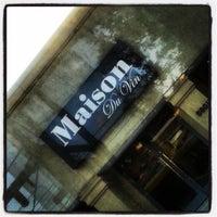Photo taken at Maison du Vin by Neli Maria M. on 6/10/2013