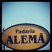 Photo taken at Padaria Alemã by Neli Maria M. on 6/8/2013
