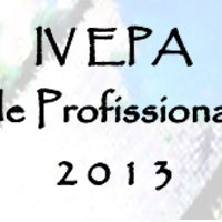 Photo taken at IV EPA - Encontro de Profissionais e Alunos by Neli Maria M. on 9/16/2013