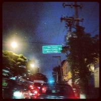 Photo taken at Avenida Rio Branco by Neli Maria M. on 4/19/2013