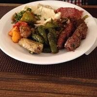 Photo taken at Restaurante Sírio Libanês by Thiago P. on 5/17/2016