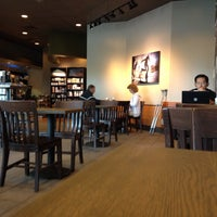 Photo taken at Starbucks by Sharon F. on 7/14/2013