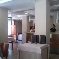 Photo taken at Restaurant Mateu by MJosé Piera on 8/4/2013