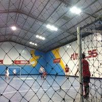 Photo taken at Futsal 35 by Siagian R. on 9/26/2013