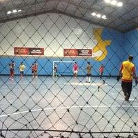 Photo taken at Futsal 35 by Siagian R. on 11/28/2013