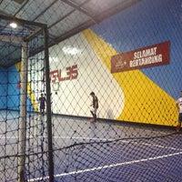 Photo taken at Futsal 35 by Siagian R. on 5/9/2013
