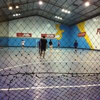 Photo taken at Futsal 35 by Siagian R. on 4/11/2013