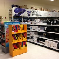 Photo Taken At Office Depot By Ekrem Y. On 8/18/2013 ...