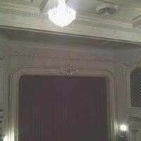 Photo taken at Metropolitan Theatre by Tiffany C. on 12/6/2013