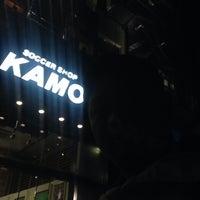 1/28/2017にTommy B.がサッカーショップKAMO 渋谷店で撮った写真