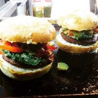 Photo taken at big-o' burger by Jocelyn P. on 2/21/2015