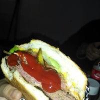 Photo taken at big-o' burger by Jocelyn P. on 12/7/2014