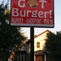Photo taken at Got Burger! by Katherine K. on 7/14/2014