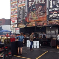 Photo taken at Ribfest by Danilo A. on 8/24/2014