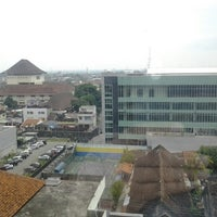 Photo taken at Best Western Premier Hotel Solo by Agus M. on 2/12/2013