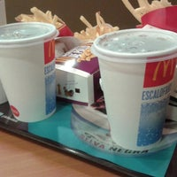Photo taken at McDonald's by Juan L. on 5/25/2013